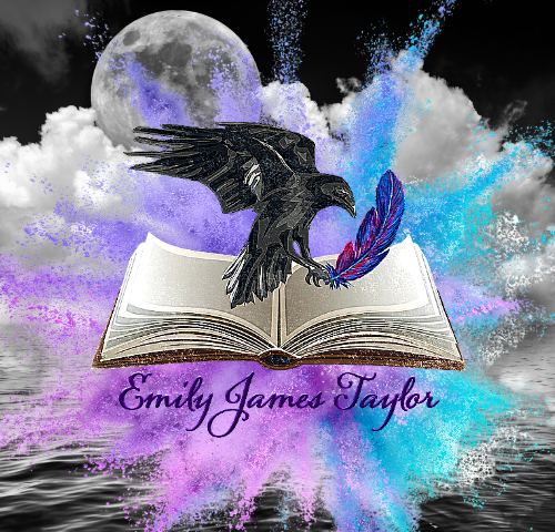 Author Emily James Taylor